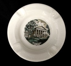 Souvenir Ashtray Virginia State Capitol Salem China Co VA Travel Rare Vi... - $19.57