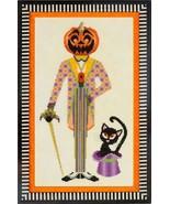 Peter Pumpkinhead cross stitch chart Glendon Place   - $12.60