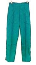 Scrub Pants Hunter Crest Uniforms XS Ladies Nursing Scrubs Slim Cut 161 New - $15.49