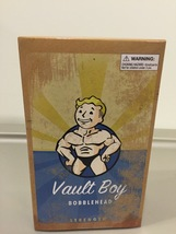 "Fallout 4 Vault Boy Strength 111 Bobblehead - 5"" TALL Pip Boy Figure Toy - $39.97"