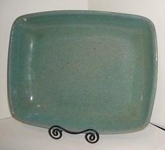 Glidden Pottery Rectangle shallow bowl  # 22  - $22.80