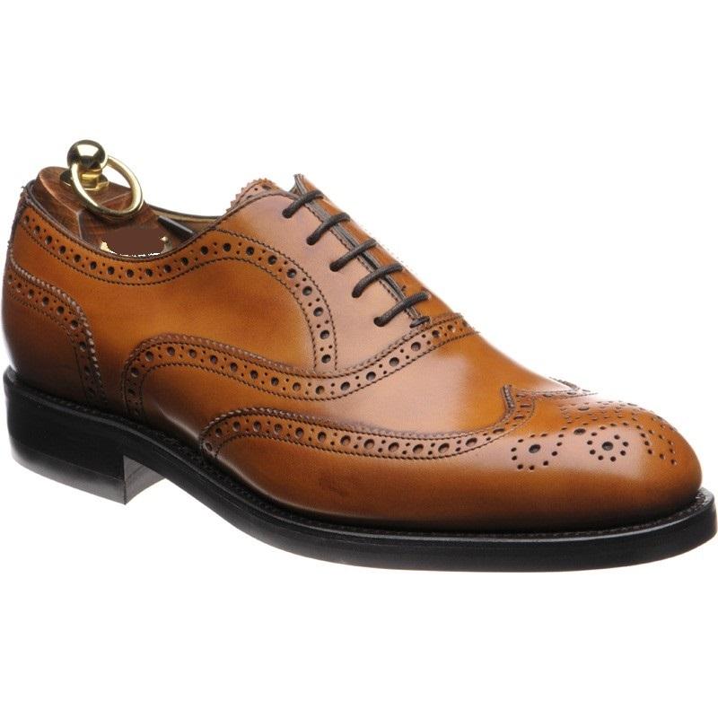 handmade mens brogue dress leather shoes mens formal
