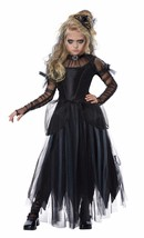 California Costumes Dark Princess Girls Child Halloween Costume Party 00585 - $32.99