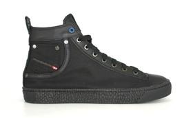 DIESEL Exposure I Mens Atheltic Mesh Sneaker Black Size 11 - $74.09
