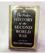 THE POCKET HISTORY OF THE SECOND WORLD WAR 1945 Edition by Henry Steele ... - $1.99