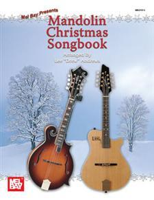 Mandolin Christmas Songbook/Easy Arrangements/TAB/Standard Notation/New!