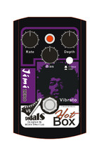 Hot Box Pedals Canada HB-VB5 Vibe/Chorus Guitar VIBE Effect Pedal FREE S... - $55.00