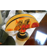Egypt Egyptian Ceramic Pedestal Napkin Holder F... - $28.91