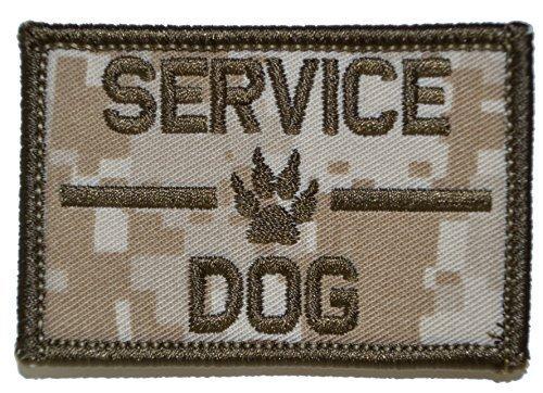 Service Dog, K9 Dog Patch - 2x3 Morale Patch and 14 similar