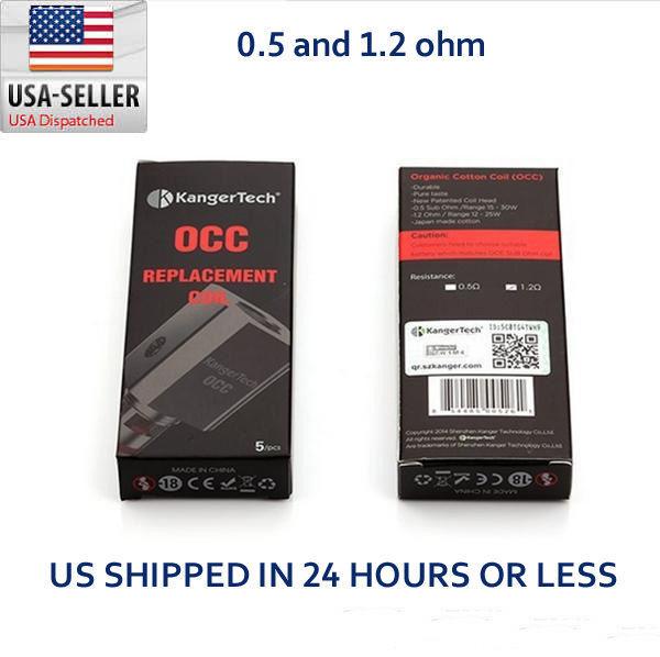 Subtank mini nano Coils OCC Coils