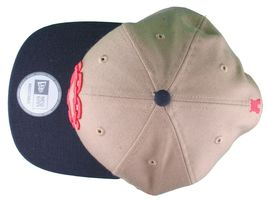 Crooks & Castles New Era Purple/Yellow or Khaki Chain C Snapback Hat image 14
