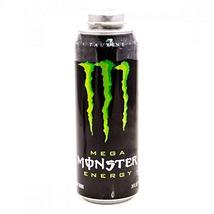 Monster Energy 24 ounce cans with Resealable Lids (Mega Monster, 6 Cans) - $32.66