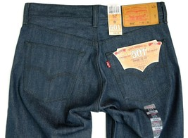 NEW NWT LEVI'S 501 MEN'S ORIGINAL FIT STRAIGHT LEG JEANS BUTTON FLY 501-1284 image 1