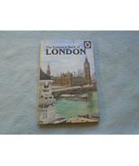 1961  Lady Bird Book Of London Series 618 - $7.57