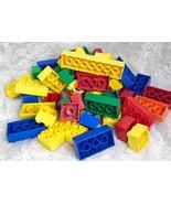 LEGO DUPLO Building Blocks Bulk Lot  1lb. 4 oz. 65 Pieces - $28.04