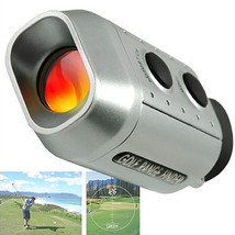 Monocular Digital 7X18 Golf Scope Rangefinder Range Distance Meter&Speed... - $15.15