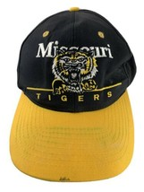 Missouri Tigers University Mizzou College Snapback Adult Cap Hat - $13.85