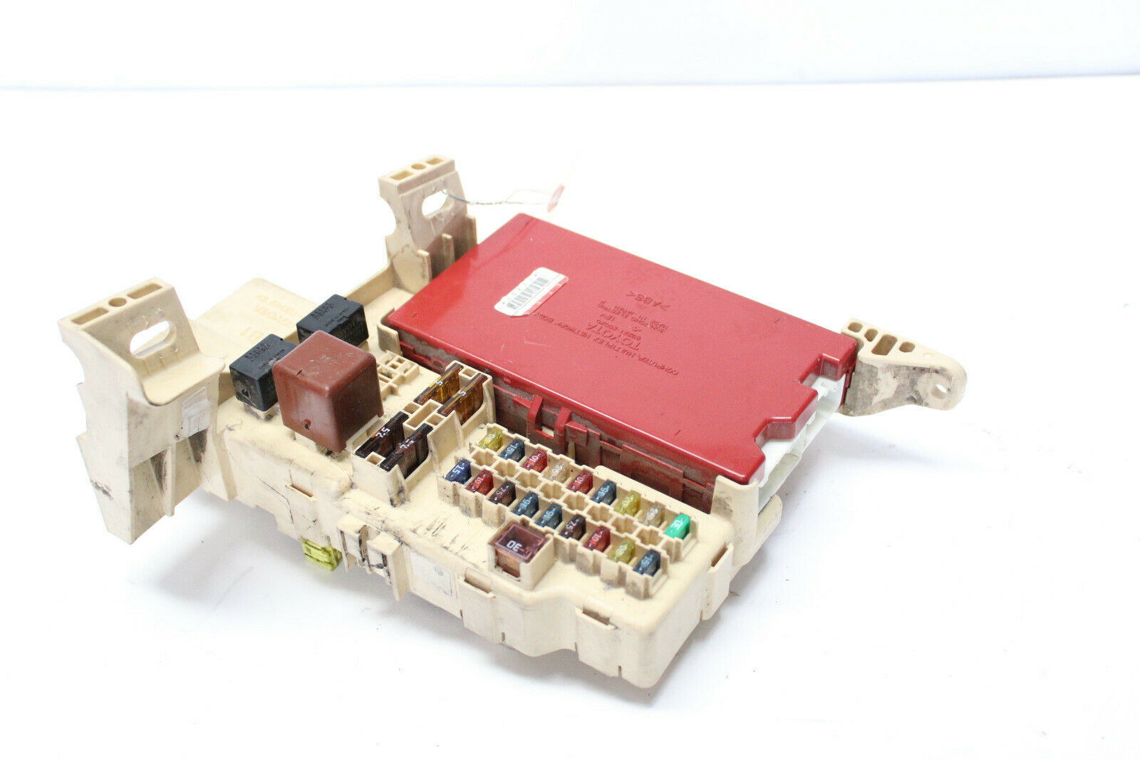 2000-2005 TOYOTA CELICA GTS INTERIOR PASSENGER SIDE FUSE RELAY BOX J6735 - $98.99