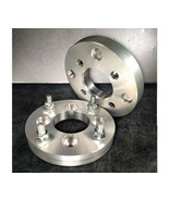 5x114.3 5x4.5 to 5x120 USA Wheel Adapters 20mm Thick 12x1.5 Studs 74mm Bore x2