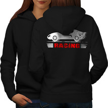 Speed Racing Sweatshirt Hoody Car Women Hoodie Back - $21.99+