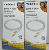 Medela Pump In Style Advanced Replacement Tubing Set New 2 Boxes - $22.24