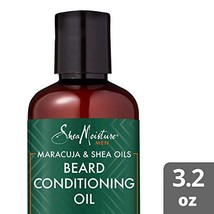 SheaMoisture Beard Conditioning Oil, Maracuja & Shea Butter, 3.2 Fluid O... - $17.71