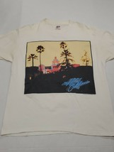 Vintage Hotel California Eagles Hell Freezes Over 1994 Tour Anvil T-Shir... - $84.14