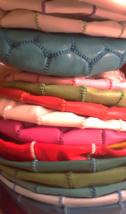 "The ""Boufa ""   Mini Poufs for nursery or yoga image 3"