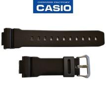 Genuine CASIO WATCH Glossy  Black BAND Strap DW-6900MF-1 G-6900CC GW-6900CC - $32.95