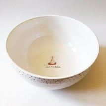 New Rae Dunn I Believe in Celebrating Large Party Bowl Ceramic Birthday - £22.82 GBP