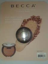 Becca Pressed Shimmering Skin Perfector - Rose Gold Full Size 7g New Sealed - $19.95