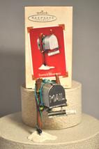 Hallmark - Santa's Mailbox - Includes Note From Santa - 2002 Keepsake Or... - $9.70