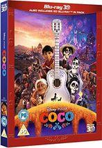 Disney Coco [3D + Blu-Ray]