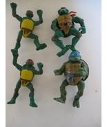 Lot 3 Teenage Mutant Ninja Turtles 2003 / 1 2007 Mirage - $14.84