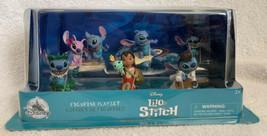 Disney Lilo & Stitch Figurine Playset 6 Figures Play Set NEW Cake Toppers - $14.99