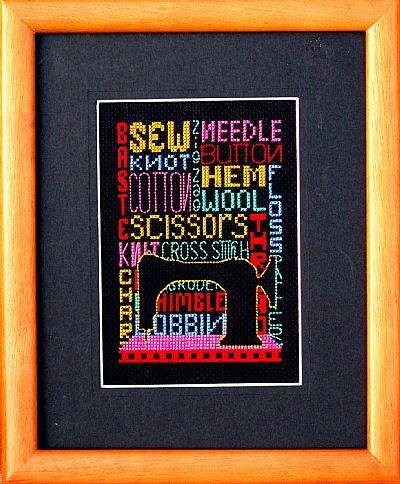 Primary image for Let's Sew MS186 cross stitch chart Bobbie G Designs