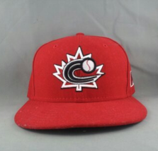 Team Canada 2013 World Baseball Classic Hat - By New Era - Fitted Size 7 - $45.00