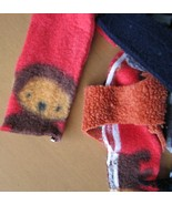 Fleece Fabric Scraps for Stuffing Bears, Dolls, Draft Stoppers, Dog Toys... - $1.00