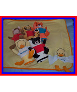 NEW Baby Blanket -ANIMAL  look-A-Like - WHOLESALE  LOT 20 Shower Christe... - $98.99