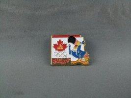 1998 Nagano Winter Olympic Games Pin - Team Canada - Kellog's Sponsor Tu... - $19.00