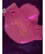XSmall Pink Good Dog Reversible Toy Yorkie Chihuahua Poodle Clothes Jack... - $14.84