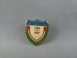 Rare - United Arab Emirates Olympic Committee Pin - 1988 Winter Olympic Games - $39.00