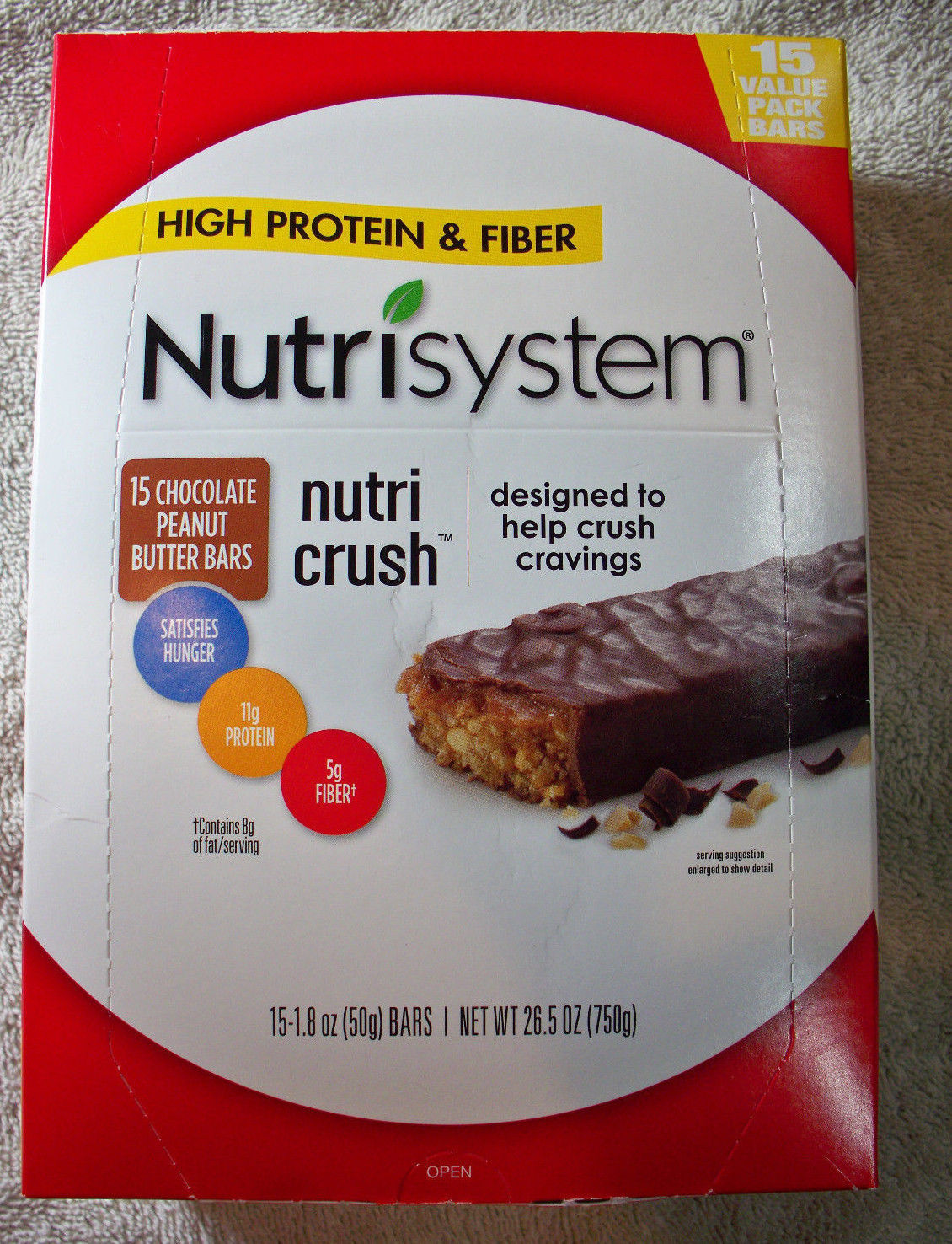 New From Nutrisystem: My Way and Fast 5