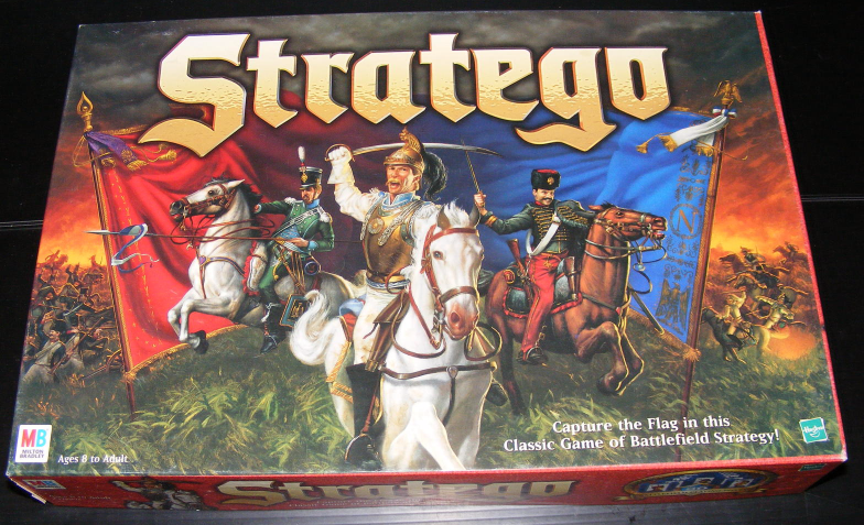 1999 Stratego Board Game by Milton Bradley - $40.00