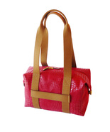 Bric's Milano Safari Geranium Red Travel Tote D... - $155.00