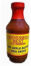 Tennessee's Best Old Fashion Sweet and Tangy Hot Apple Butter BBQ Sauce Marinade