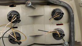 89-93 Cadillac Allante Taillight Brake Lamp Driver Left LH image 9