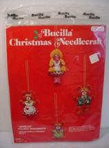 Bucilla Jeweled Goldilocks & Friends Felt Ornaments Kit  - $22.50