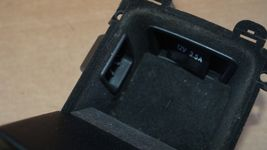 Lexus IS300 Leather Armrest Center Console Lid Cover 01-05 TAN/Beige image 11