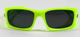 New Oakley Crankcase Limited Edition Green Polarized Sunglasses 56mm 009... - $126.55
